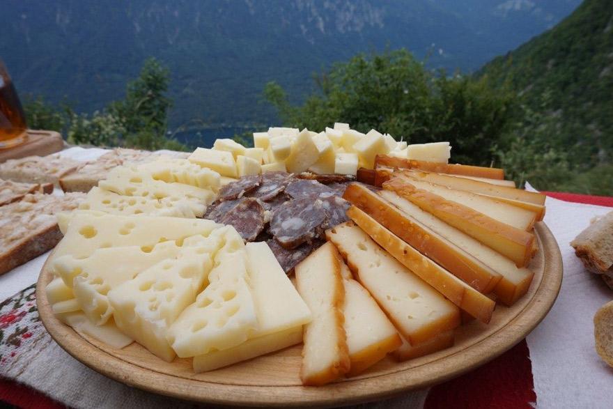 Bohinj Cheese Tour