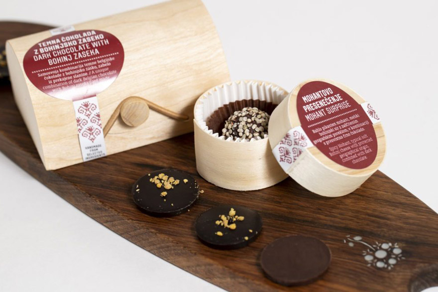 Bohinj Chocolate Tasting