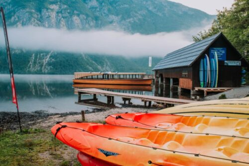 Camp Bohinj Boathouse Pac Sports