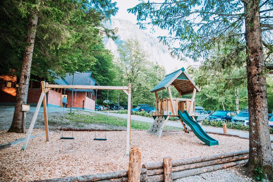 Camp Bohinj Children Playground