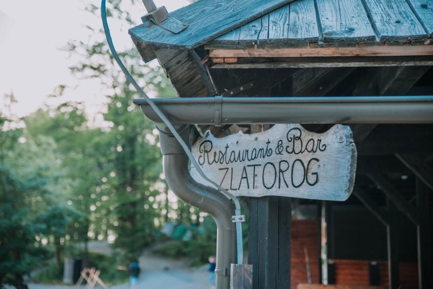 Camp Bohinj Restaurant