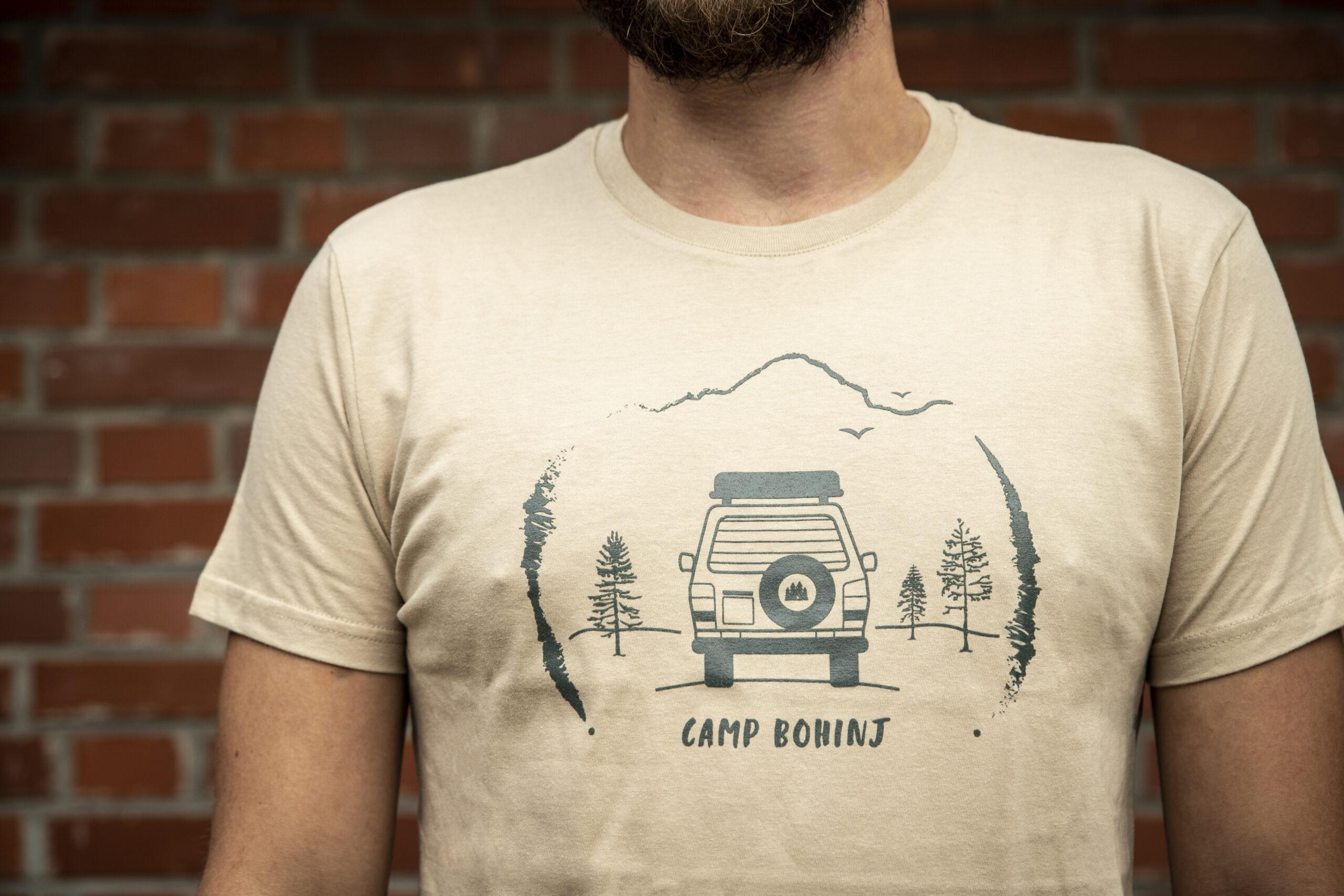 Camper Men T Shirt Beige 2