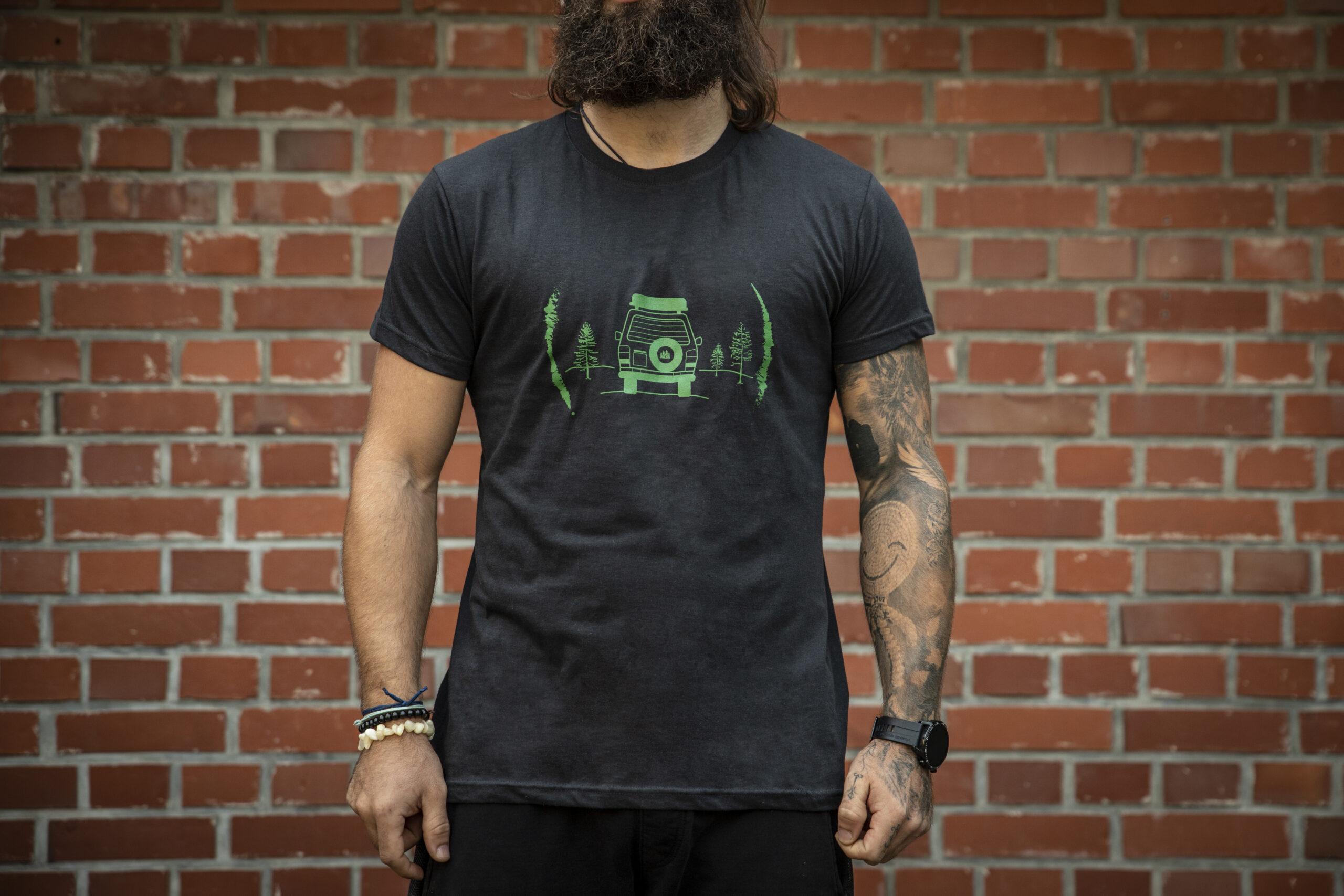 Camper Men T Shirt Black 1