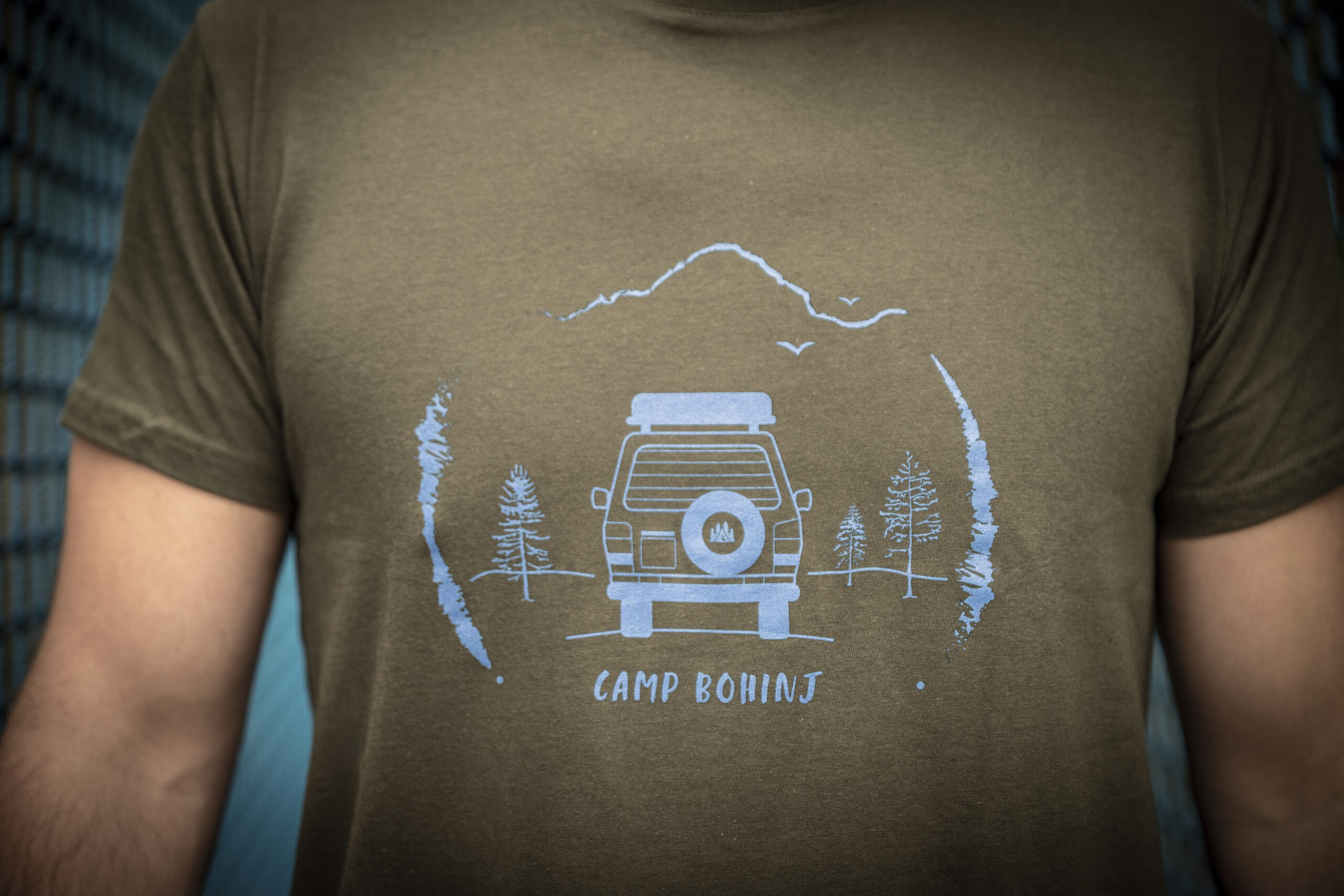 Camper Men T Shirt Green 3