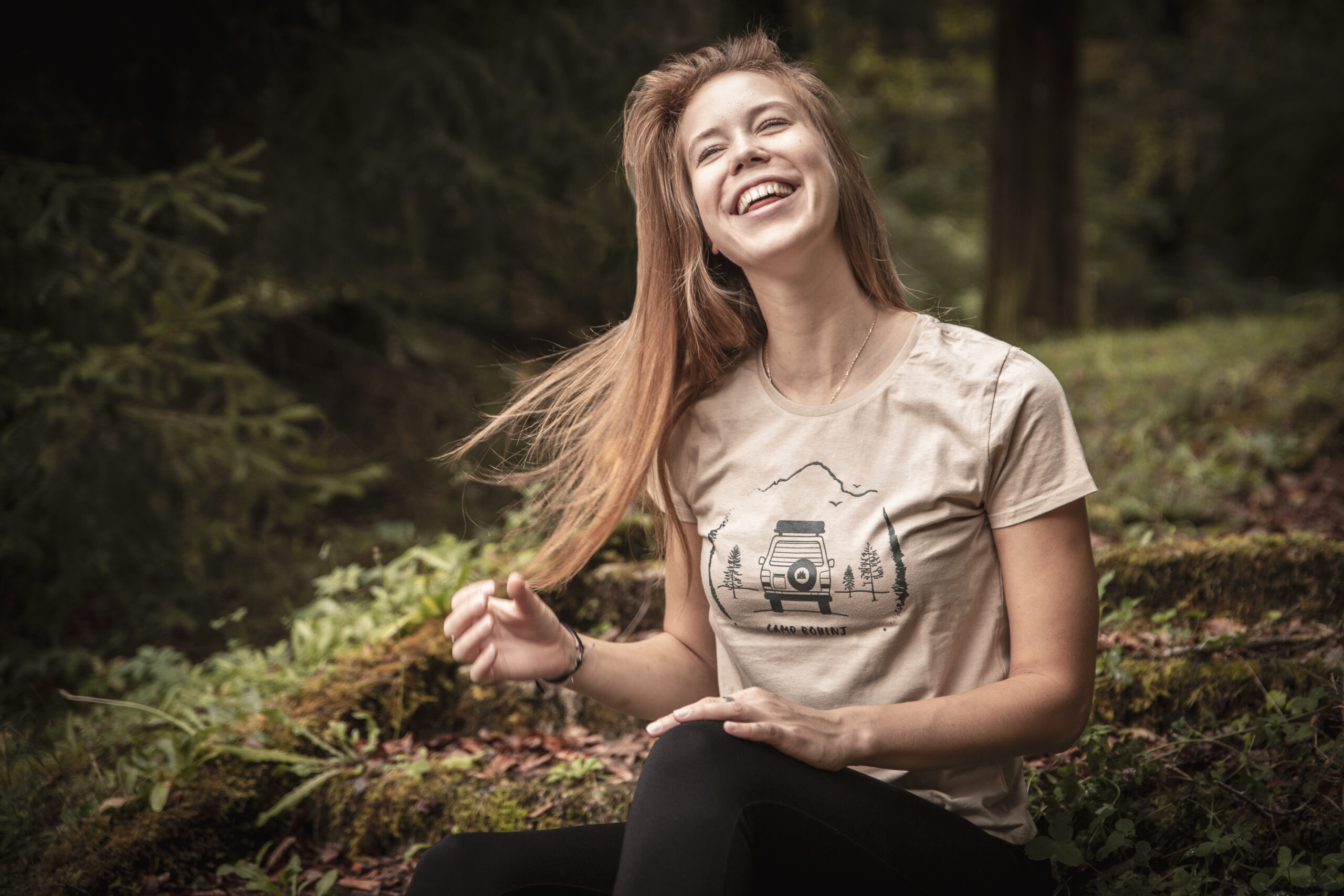 Camper Women T Shirt Beige 2
