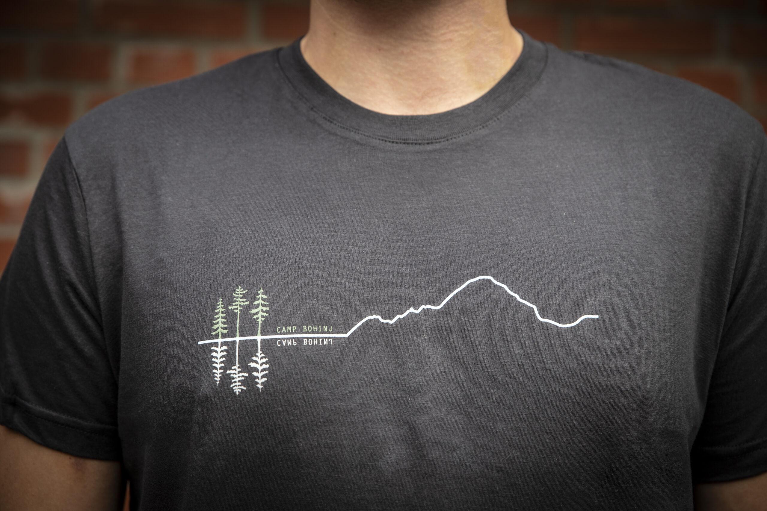 Mountain Men T Shirt Black 2
