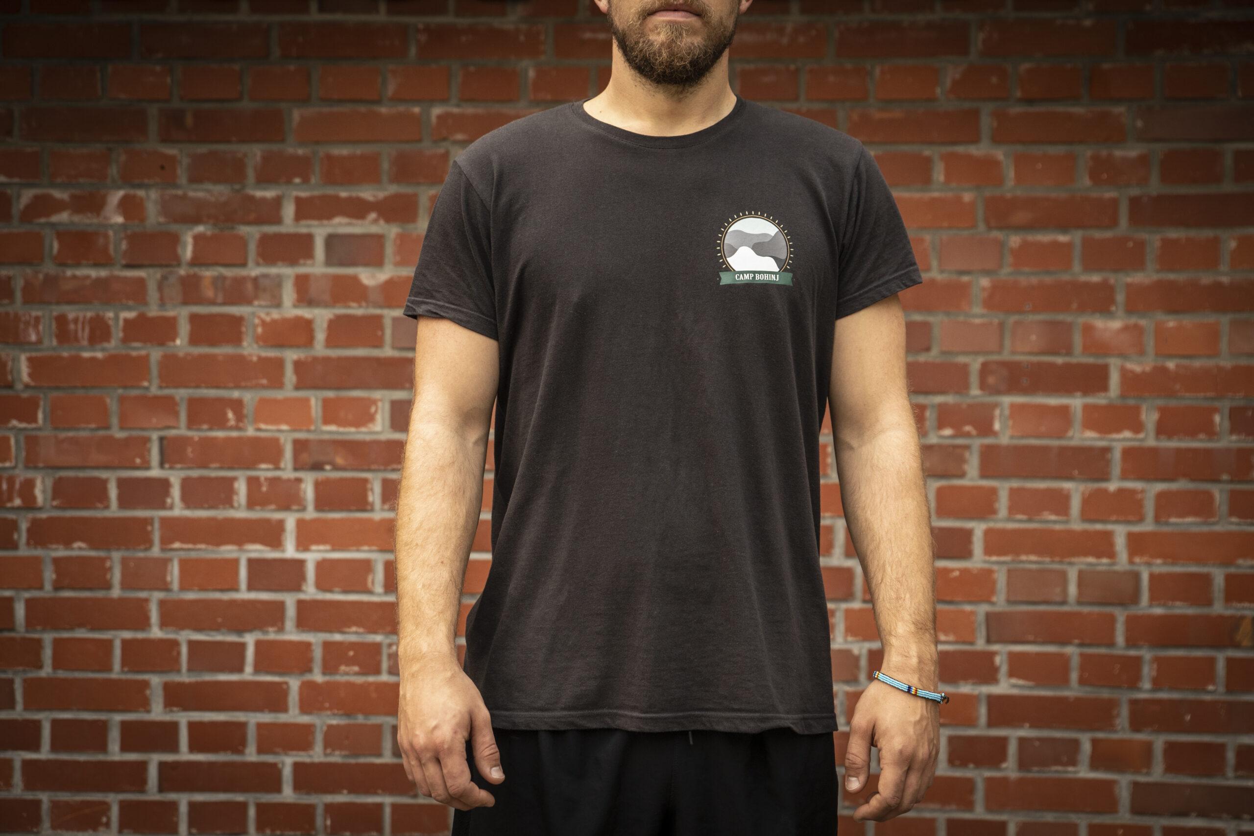 Nature Men T Shirt Black 1