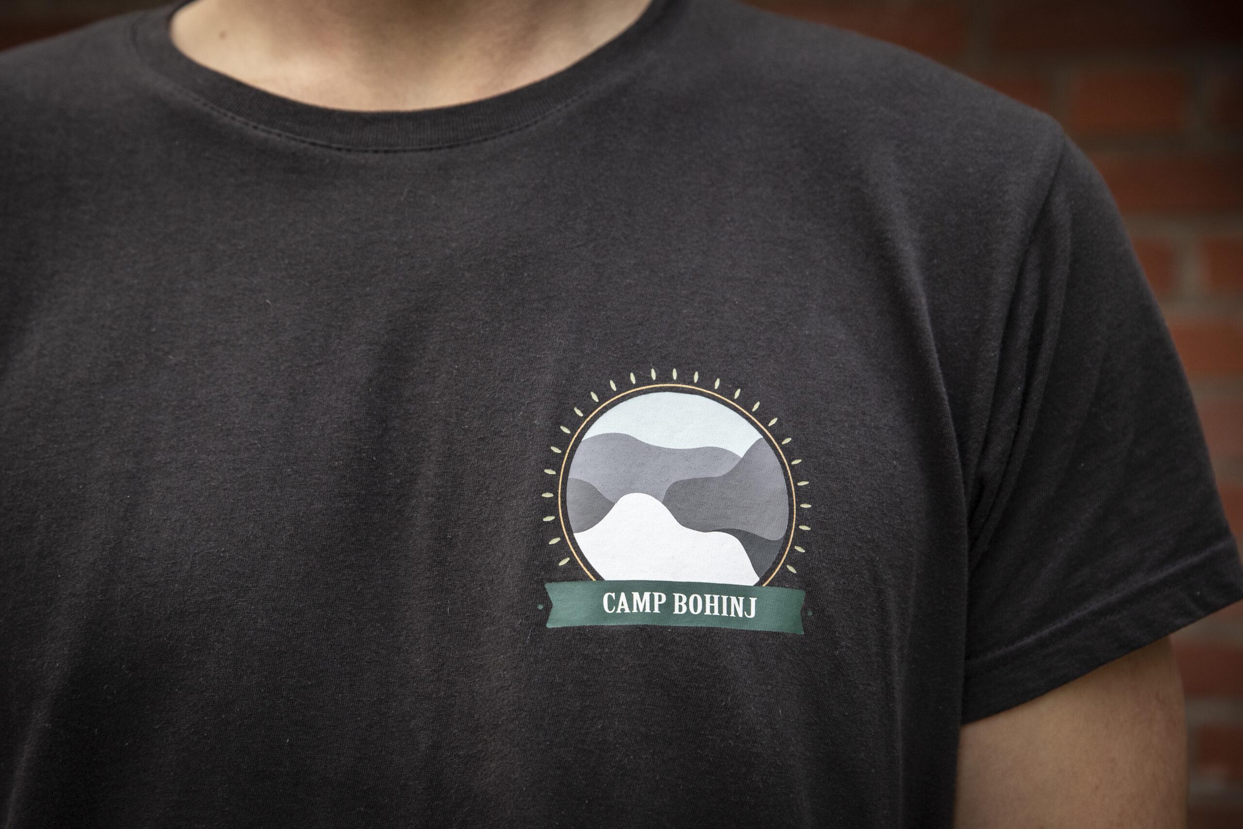 Nature Men T Shirt Black 2