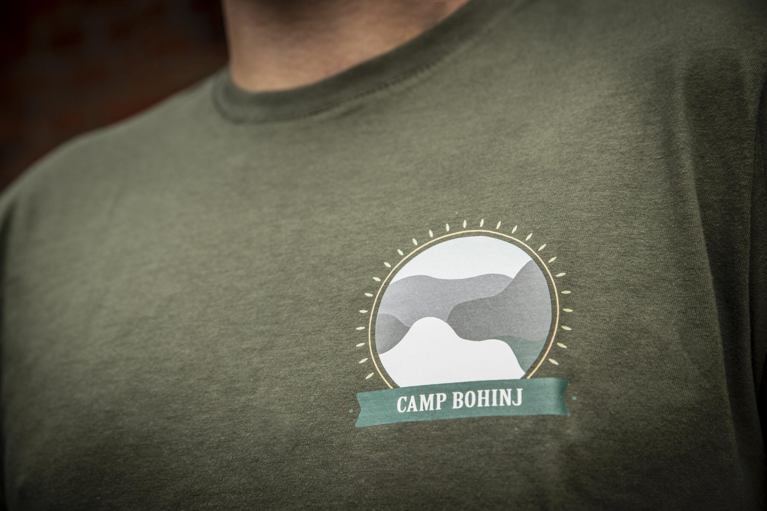 Nature Men T Shirt Green 2