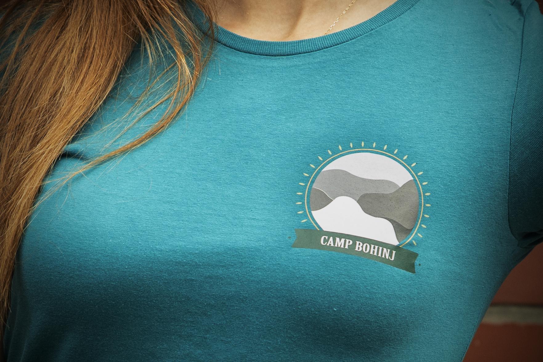 Nature Women T Shirt Petrol 2