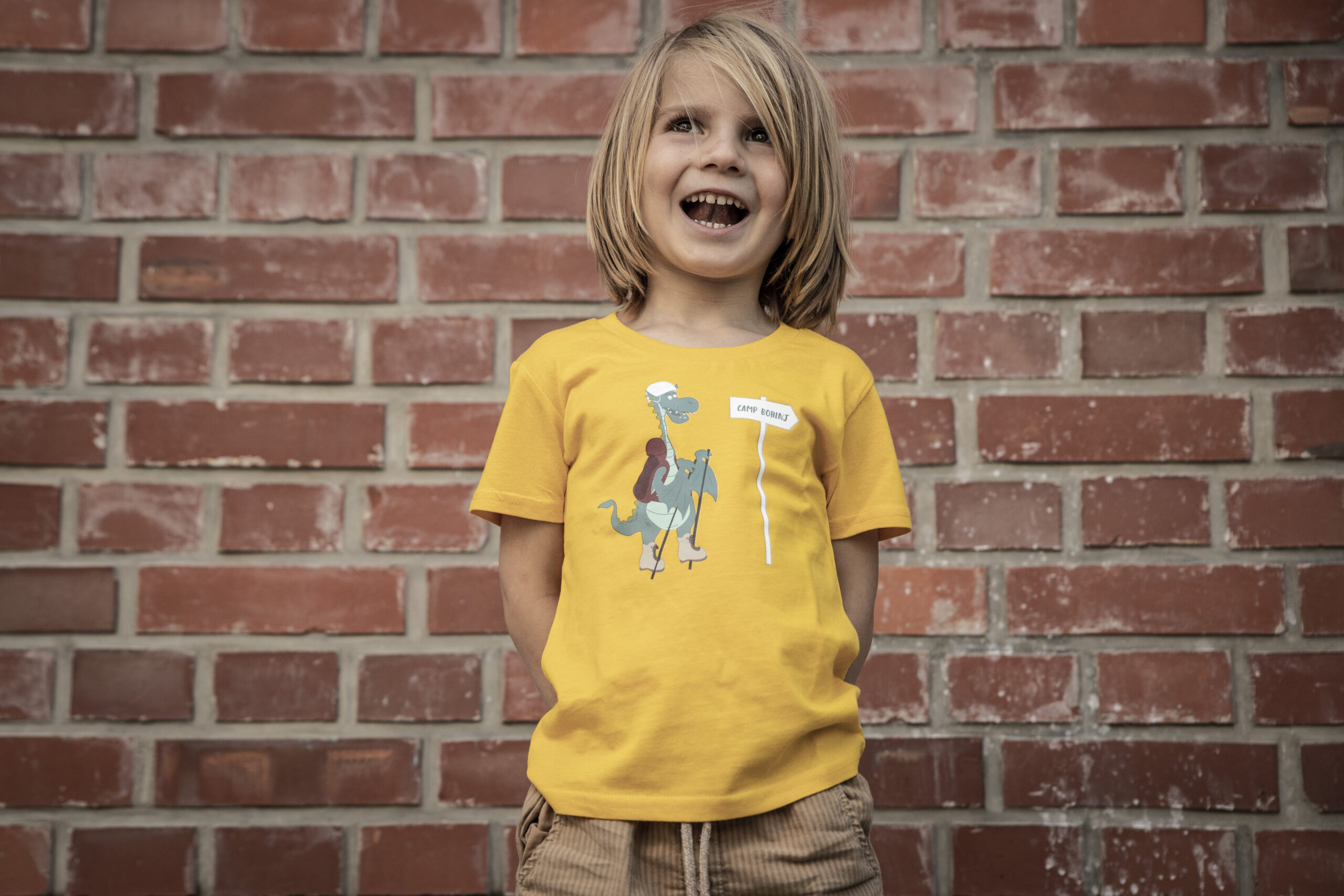 Kids Yellow